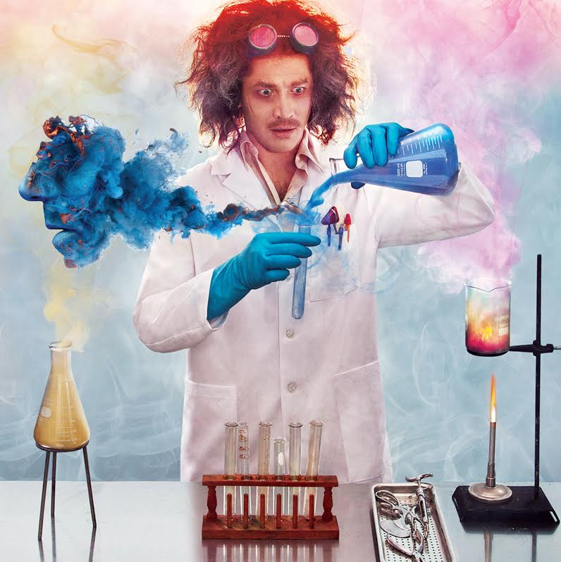 εξωφυλλο βιβλιου χημειας